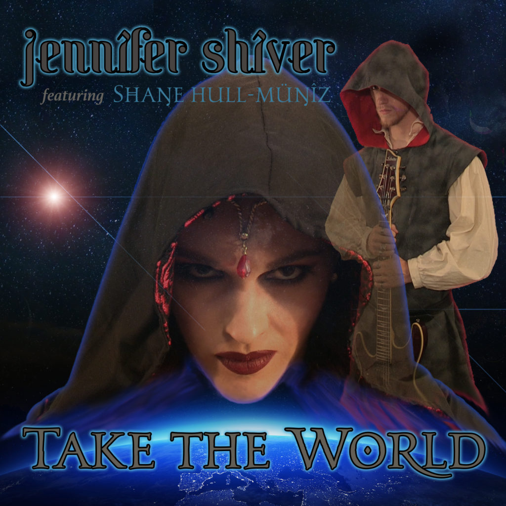 Take The World - Cover Art for CD Baby